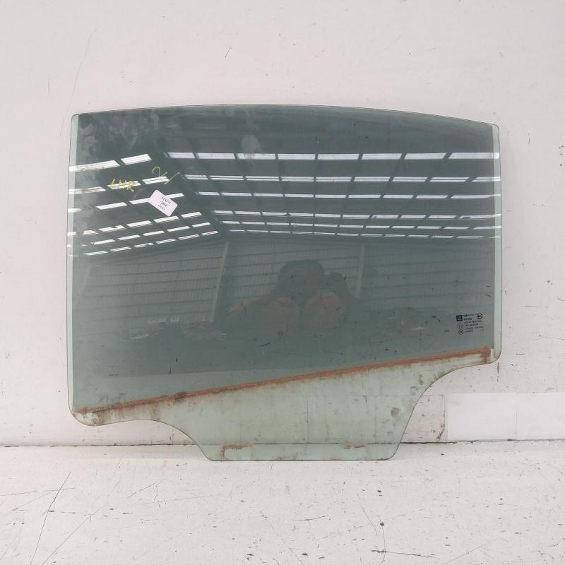 door window rear left