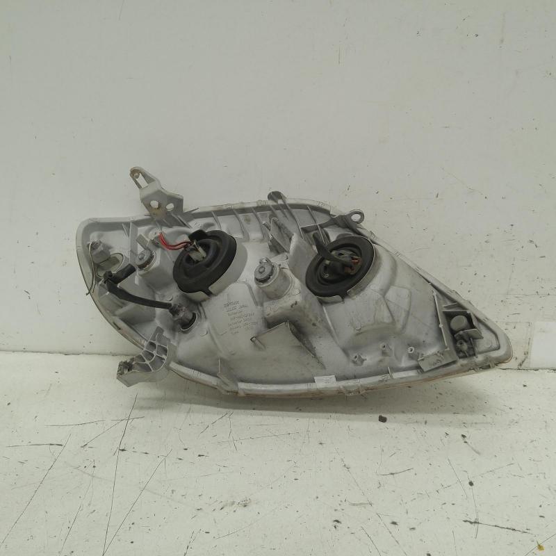 headlamp left