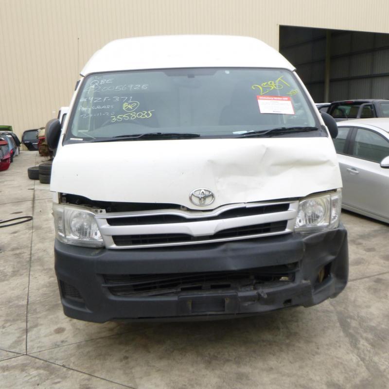Toyota 2005 ~ 2019 Hiace