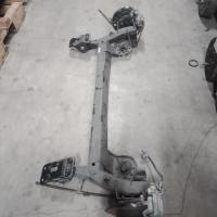 crossmember/cradle/beam rear
