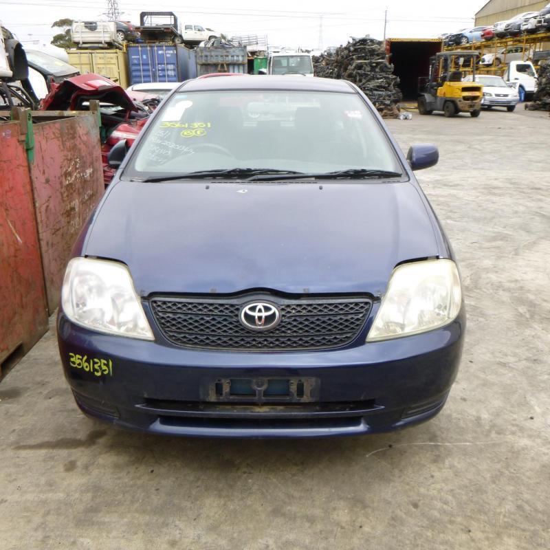 Toyota 2001 ~ 2004 Corolla