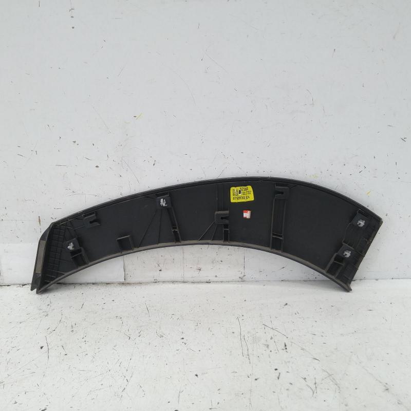 wheel arch flare