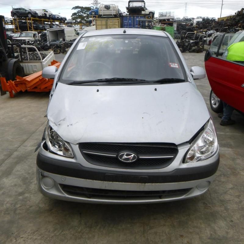 Hyundai 2002 ~ 2011 Getz