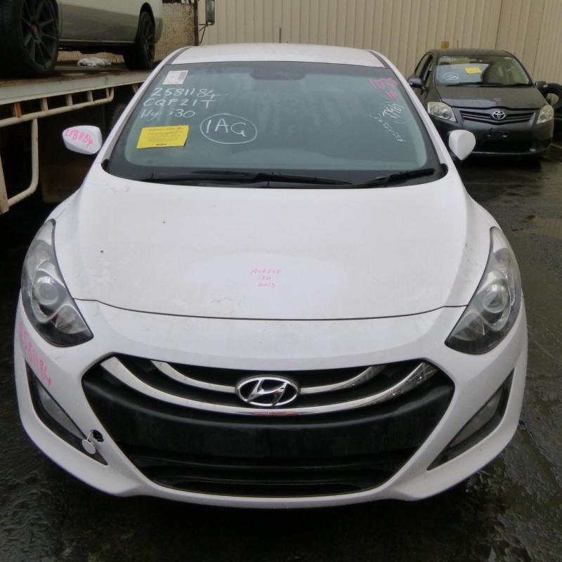 Hyundai 2012 ~ 2017 I30