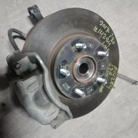 hub assembly front left