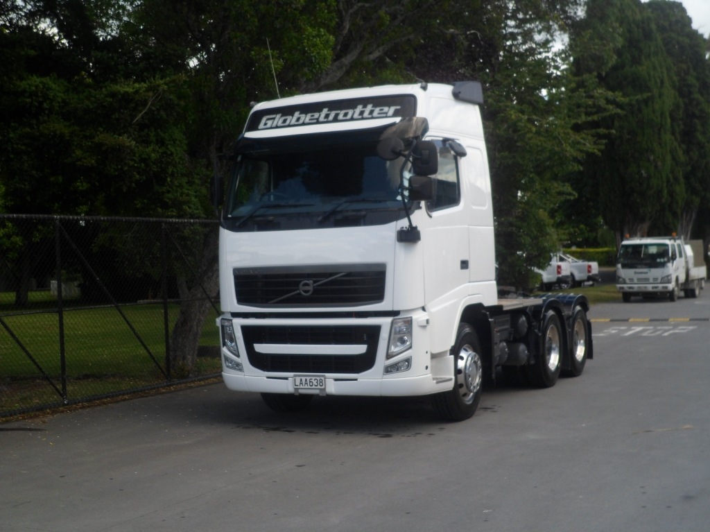Volvo Truck FH520