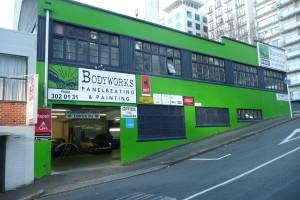 Bodyworks Panelbeaters Ltd