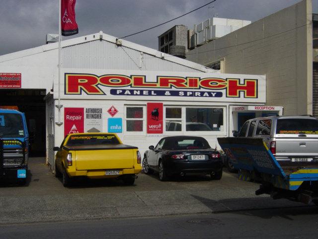 Rolrich Panel