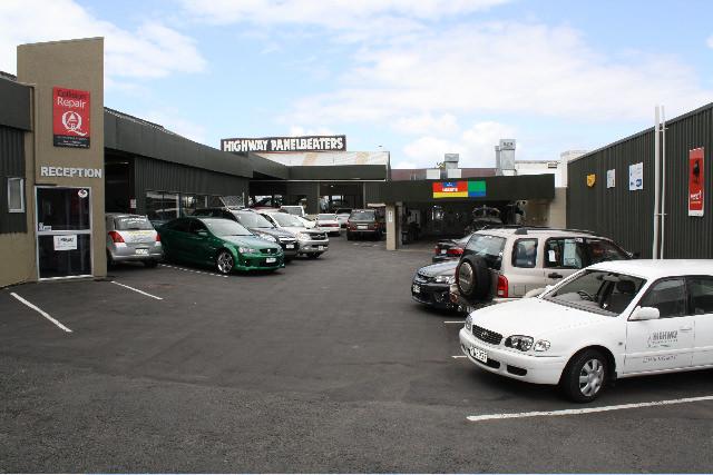 Hauraki P&P Mt Wellington