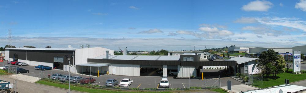 Auckland P & P Onehunga