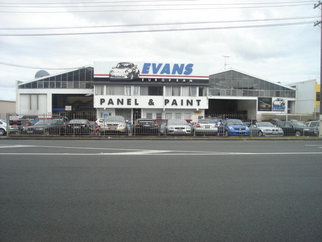 Evans European