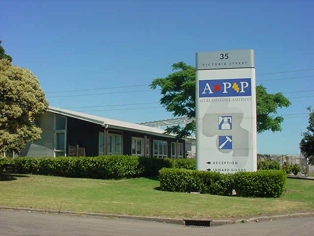Auckland P&P onehunga