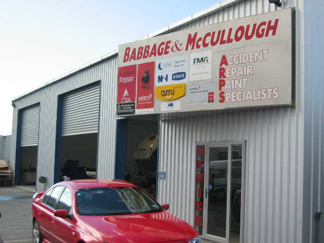 Babbage & McCullough