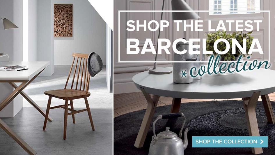 Bacelona homepage