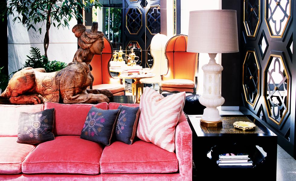 Design Inspiration Kelly Wearstler Interiors Online