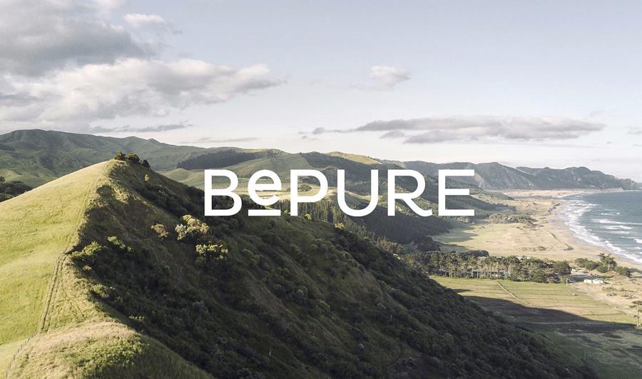 BePure hero image