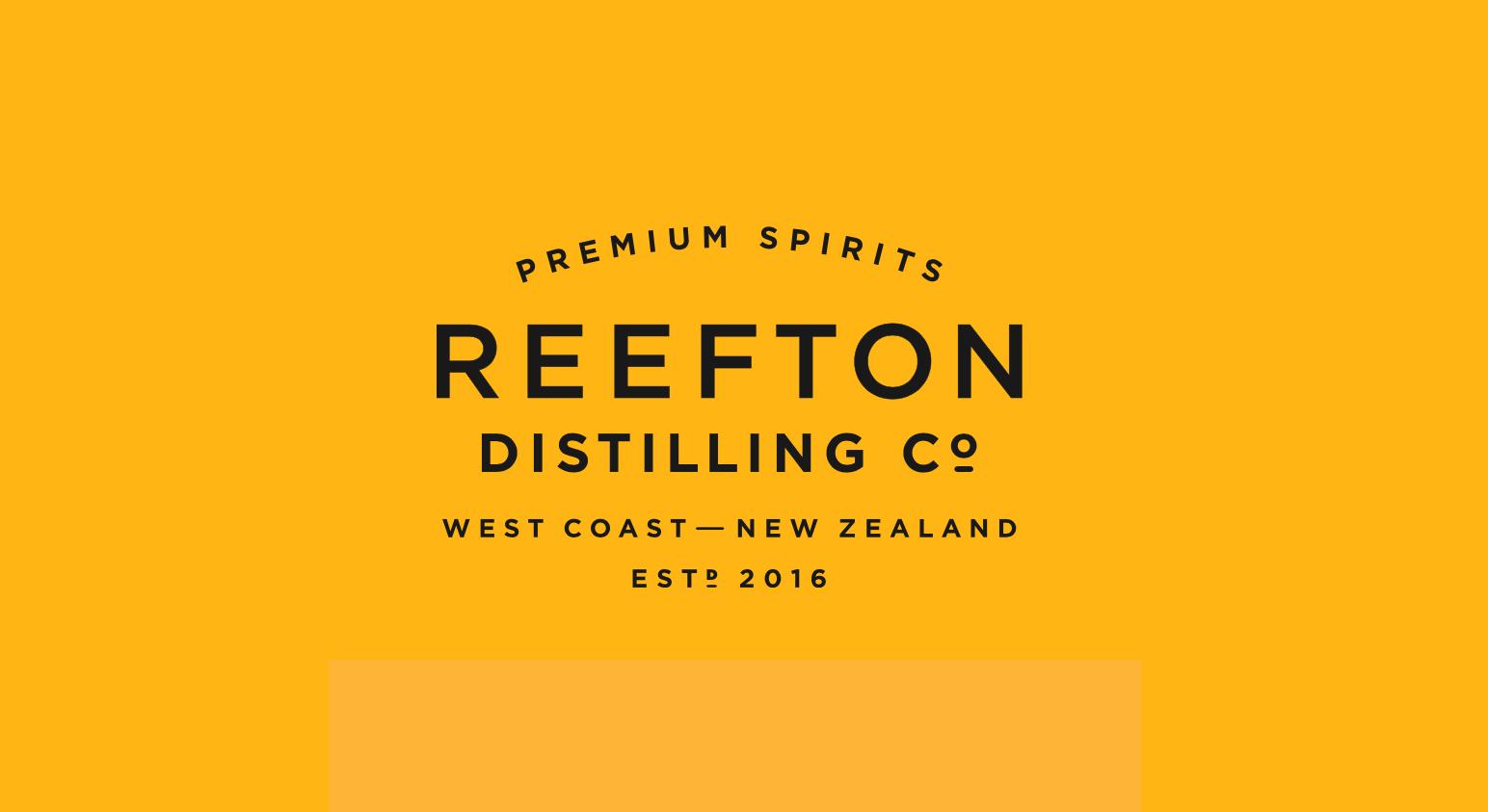 Reefton Distilling Co. hero image