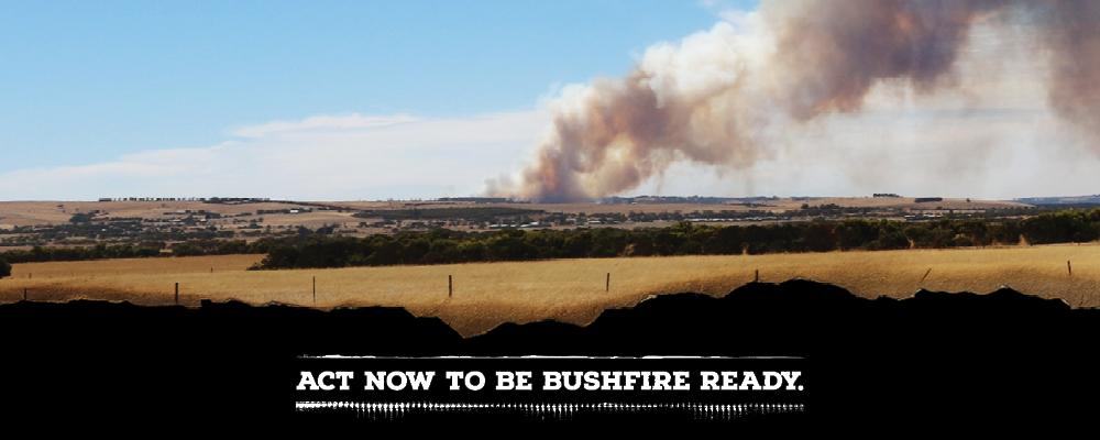 Be Bushfire Ready Month