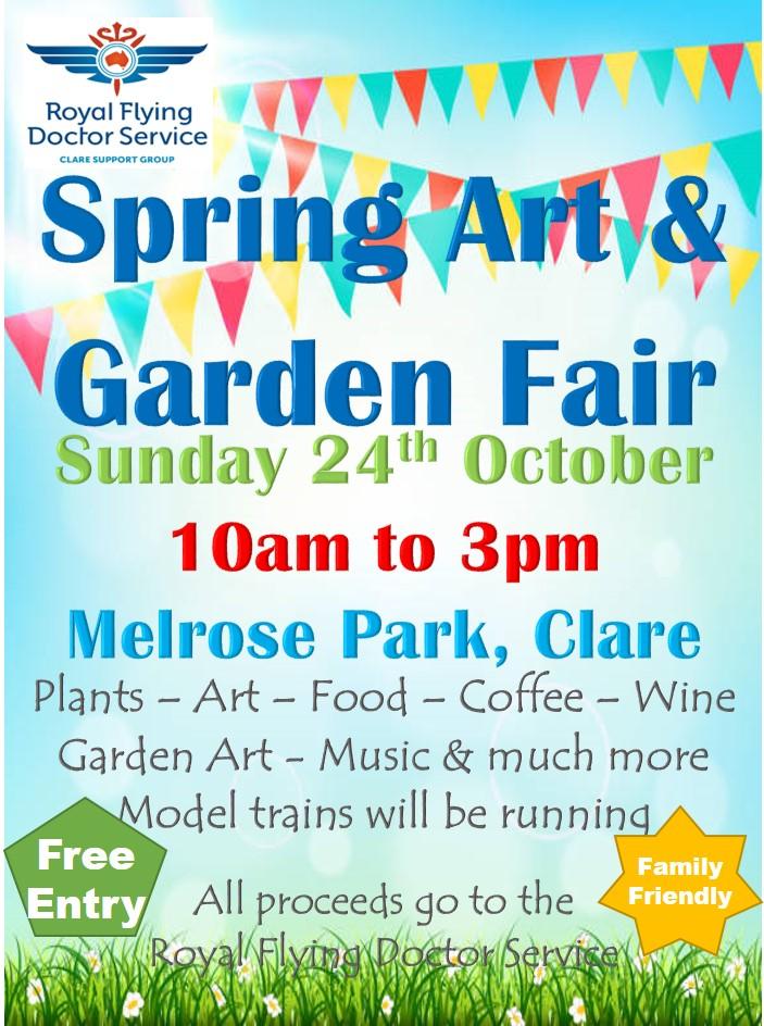Clare Garden Fair 2021