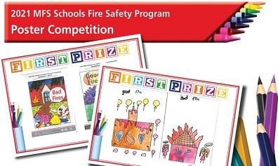 MFS Image - 2021 MFS Schools Fire Safety web tile