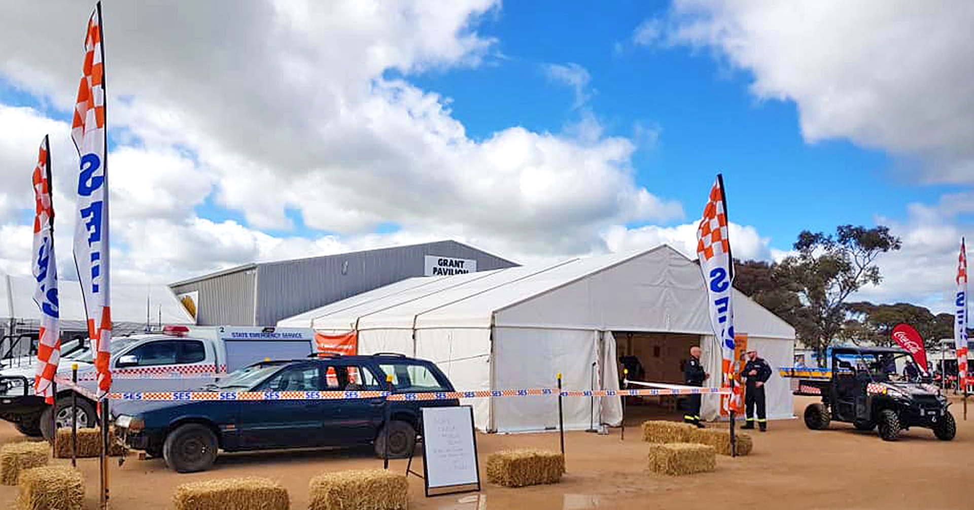SES at the Yorke Peninsula Field Days