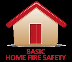 Basic Home Fire Safety Logo - large
