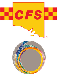 CFS and DEWNR Logos 2017