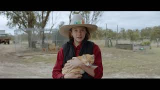 Be Bushfire Ready - Lainie (and Tango)