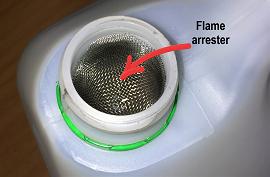 MFS Image - Flame arrester web