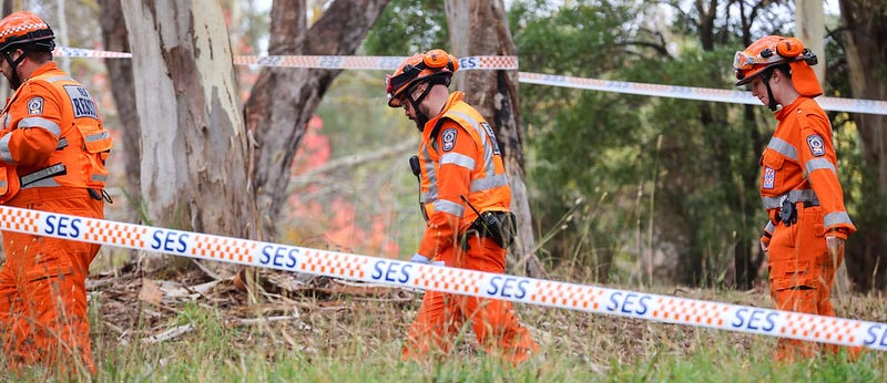 ses land search