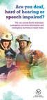 2013 National Relay Service Brochure Image
