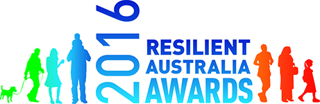 Australian Resilience Awards 2016 - see below for entry details