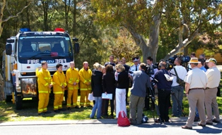 Bushfire Awareness Week Launch