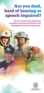 Emergency Services Information for the Deaf, Hard of Hearing or Speech Impaired