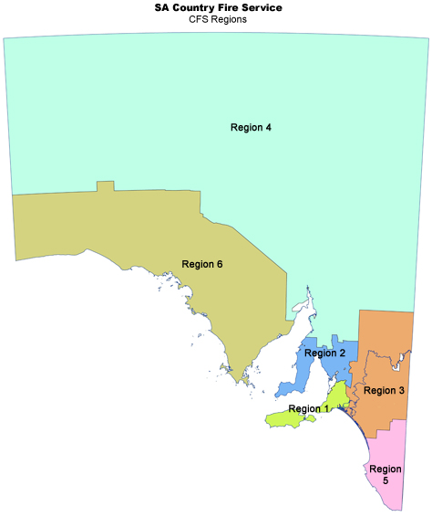 CFS Regions CFS