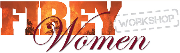 Firey Women Header Graphic