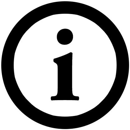 Warning icon - other - white