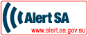 Clicking this link will take you to the Alert SA website, which provides access to official, real-time event and warning information in South Australia. This link will open in a new tab or window.