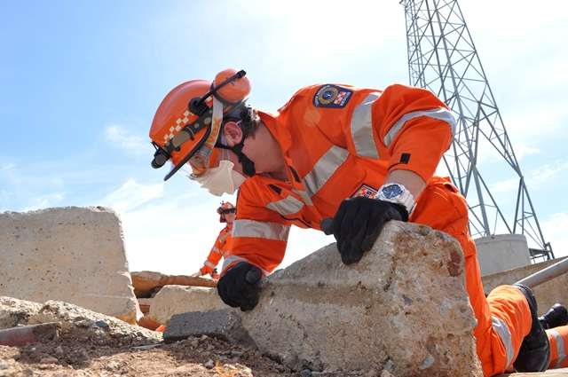 SES - Roles - Urban Search and Rescue