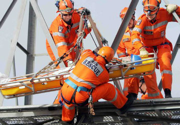 SES - Roles - Vertical Rescue - Noarlunga