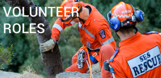 Take a look at the broad range of skills and tasks that volunteers undertake in the organisation.