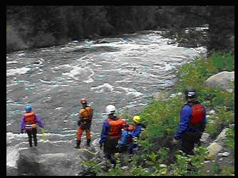 swift water rescue video