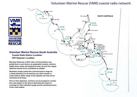 VMR - Coastal Radio Network - click to open