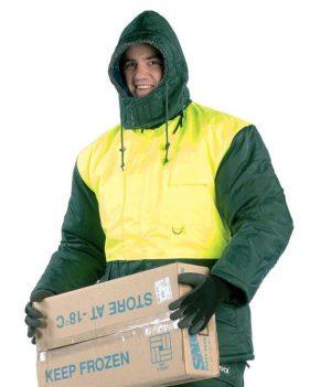 Pro-Val Freezer Jacket