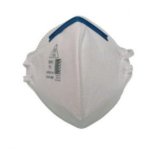 YHS DM10 P2 Dust Masks Vertical Fold