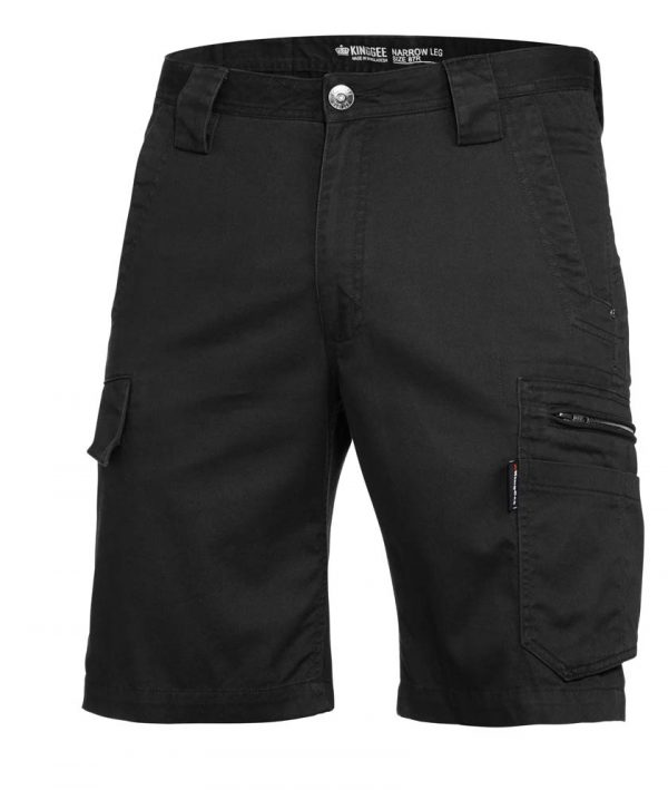 KingGee K17340 Summer Tradie Shorts