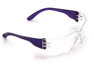 ProChoice 1600 Tsunami Safety Glasses, Clear