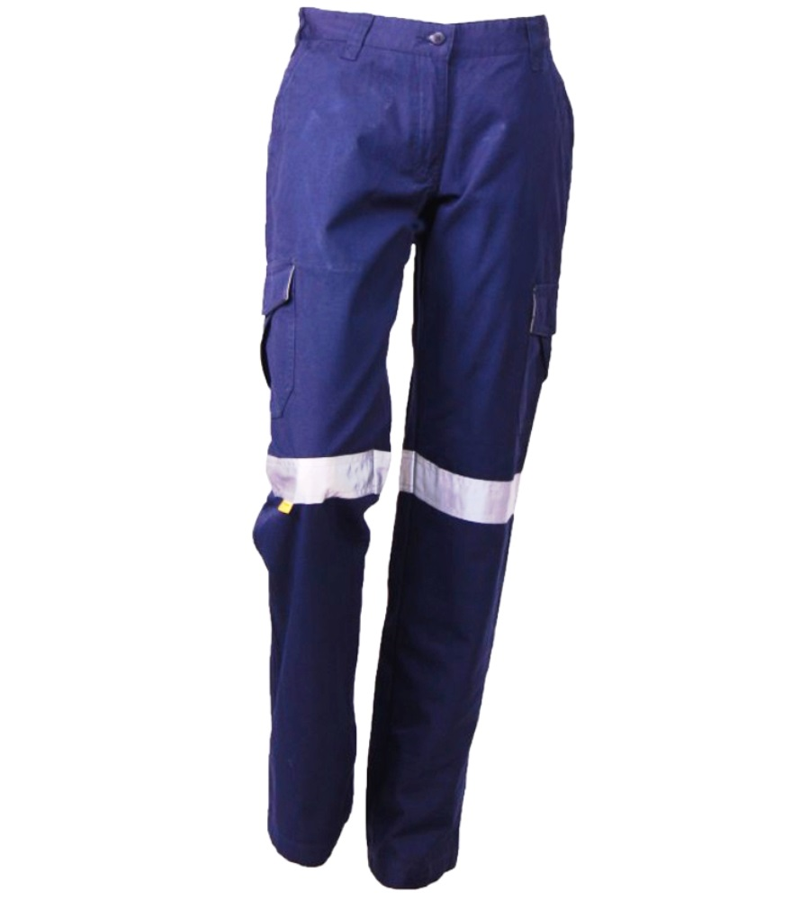 outlet boutique outlet store discount for sale Tru Ladies Cargo Trousers Taped
