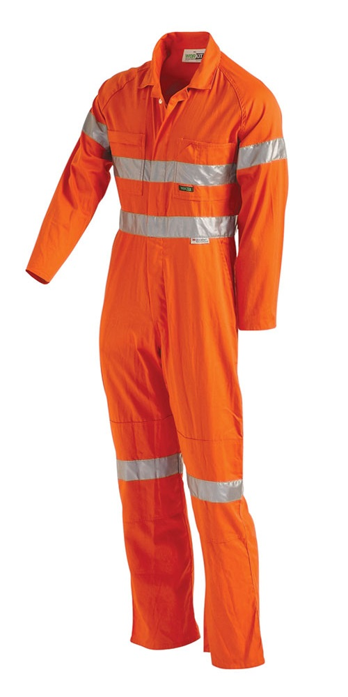 WorkIt 4701 PPE1 Fire Retardant Overalls