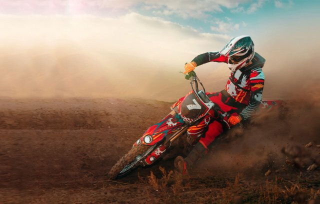 dirtbike insured rider
